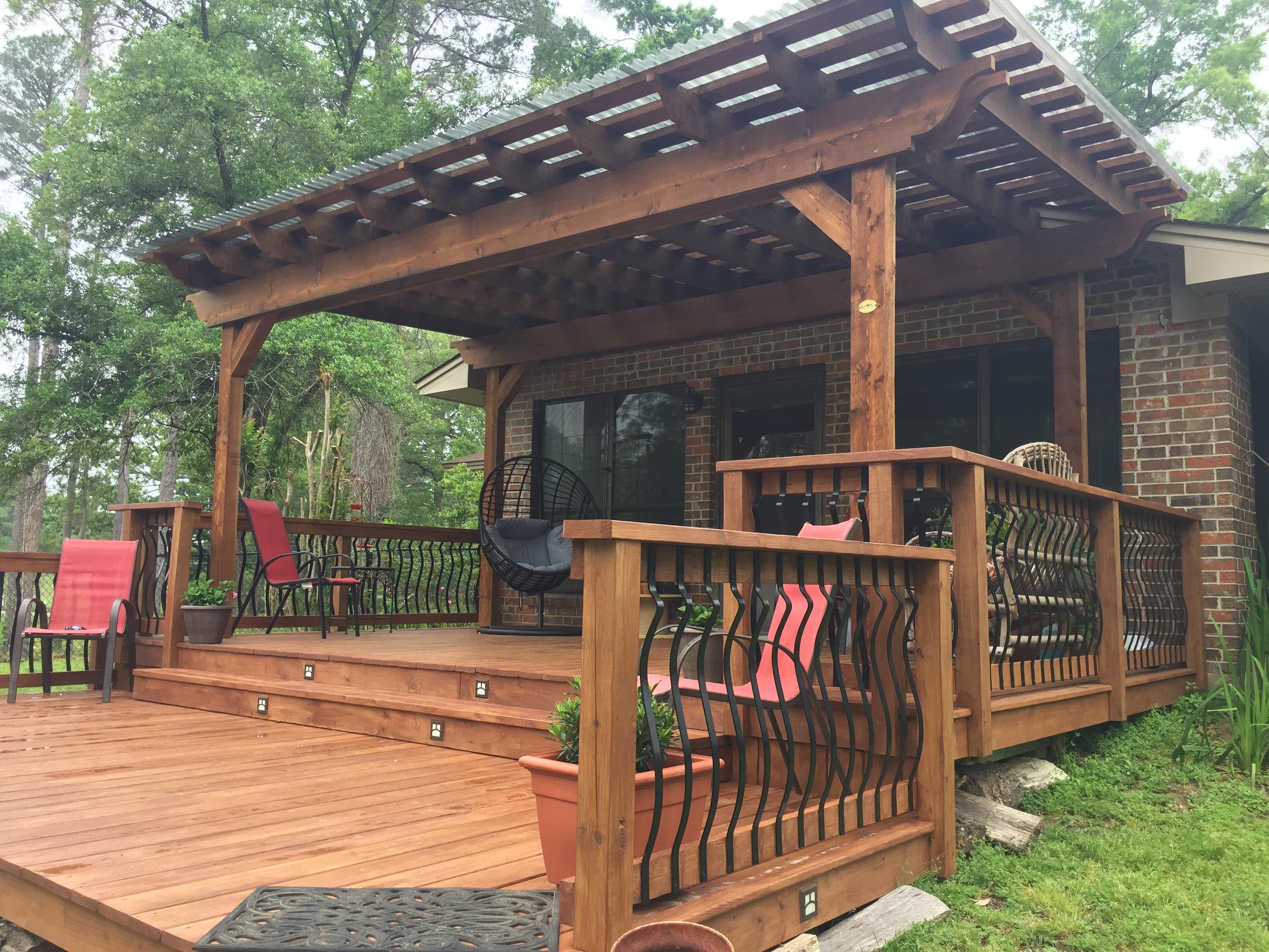 Deck Builder, Garden Structures, Pergolas & Arbors ... - photo#4