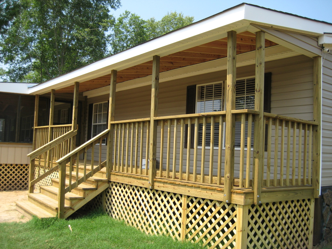 Mobile Homes | Minden, Bossier City, Shreveport, LA: Sunset ... on persianas para porches, casa de disenos de porches, ideas de porches, decoracion de porches, modelos para porches,